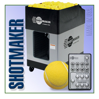 Shotmaker Deluxe Model w/Multi-Function Remote