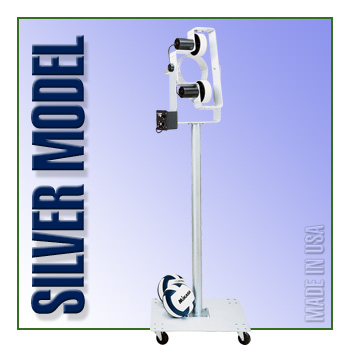 Volleyball Tutor Silver Model