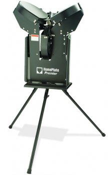 HomePlate Premier Baseball Machine