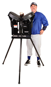TriplePlay Plus Baseball Machine