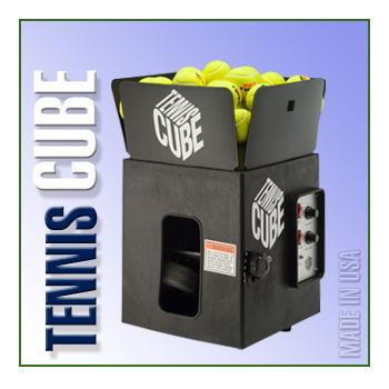 Tennis Cube w/oscillator - Demo