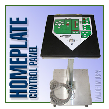 TriplePlay Ultra Control Center - Baseball