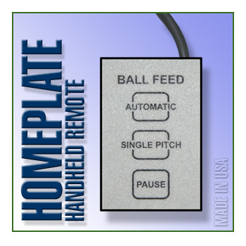 TriplePlay Ultra Handheld Remote - Baseball/Softball