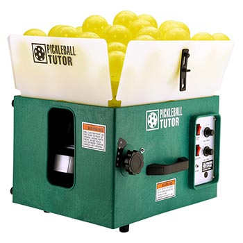 Pickleball Tutor - Basic Battery