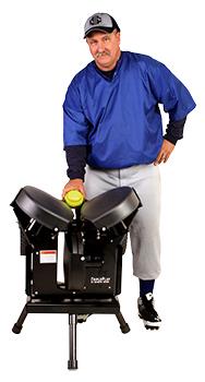 TriplePlay Plus Softball Machine - Demo