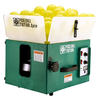 Pickleball Tutor Spin - Basic Battery